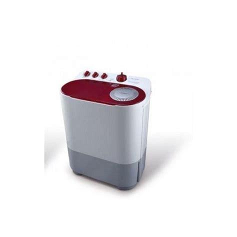 Mesin Cuci Laundry Sharp jual mesin cuci sharp est77da merah harga murah jakarta