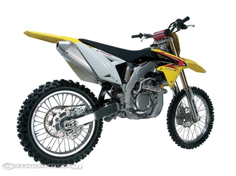 2010 suzuki rm z250 moto zombdrive
