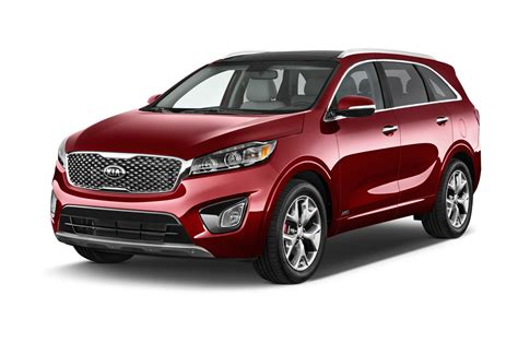 Buy Kia Sorento 2016 Kia Sorento Reviews And Rating Motor Trend