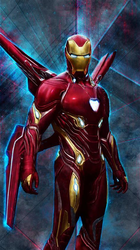 iron man mark red armor iphone wallpaper iphone