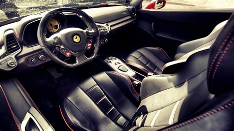 cars ferrari interior vehicles ferrari  italia