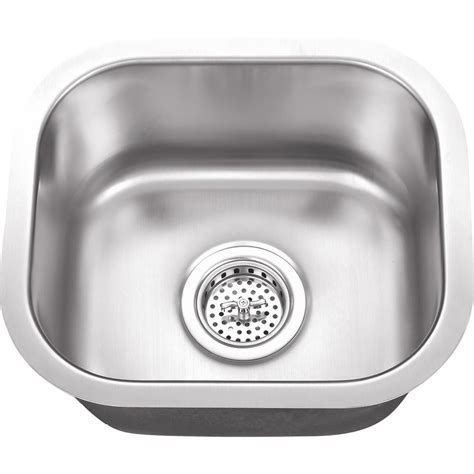 ipt sink company undermount 33 in 18 gauge stainless ipt sink company undermount 15 in 18 gauge stainless