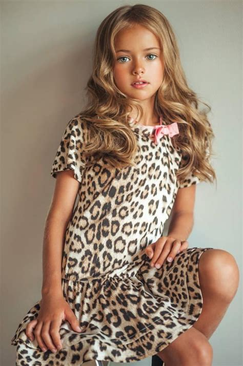 russian child fashion models child model kristina pimenova russia