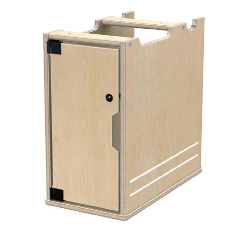 true modern furniture truemodern lockable computer bay 1740jc