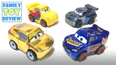 Cars Mini Racers Smokey new disney cars 3 toys mini racers metallic series gold ramirez slither io fidget