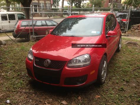 volkswagen hatchback 2006 2006 volkswagen gti base hatchback 2 door 2 0l