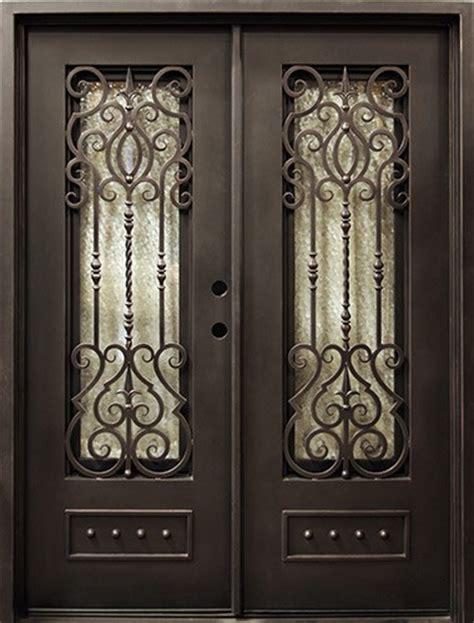Exterior Doors Baton by Discount 62 Quot X 81 Quot Baton Iron Prehung Door Unit