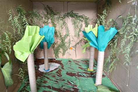 How To Make Rainforest Animals Out Of Paper - 17 best images about africa rainforest on