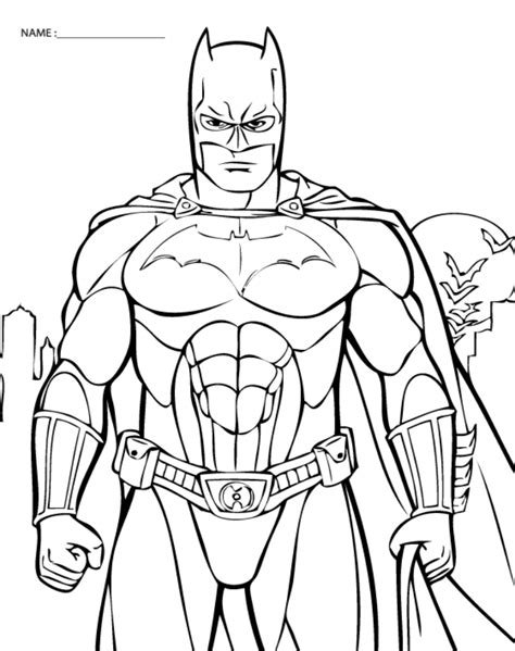 batman coloring pages pdf batman color pages az coloring pages
