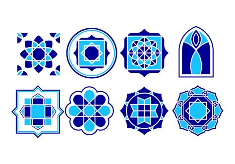 islamic pattern vector cdr free islamic ornament vector download free vector art
