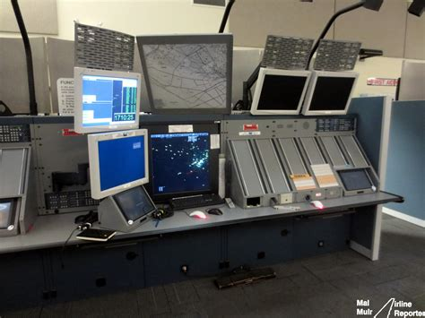 Air Canada Desk by An Inside Look At Vancouver Air Traffic