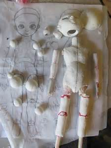 how to make a ball jointed doll mangaka resource