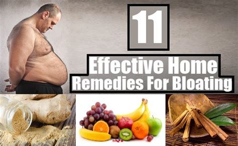 Home Remedy For Bloating by 11 Home Remedies For Bloating Treatments Cure