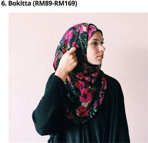pembekal dress dari thailand 10 jenama tudung popular paling mahal di malaysia blog