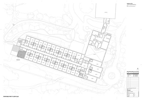 Floor Plan For Spa Revised Plans Submitted For Alton Towers Hotel Expansion