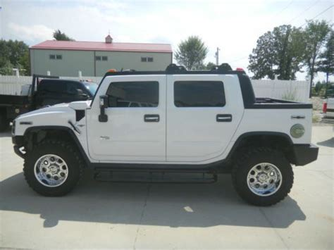 sell used hummer h2 4wd 4dr sut low suv automatic