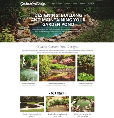 garden design templates free 80 best exterior design templates themes free premium