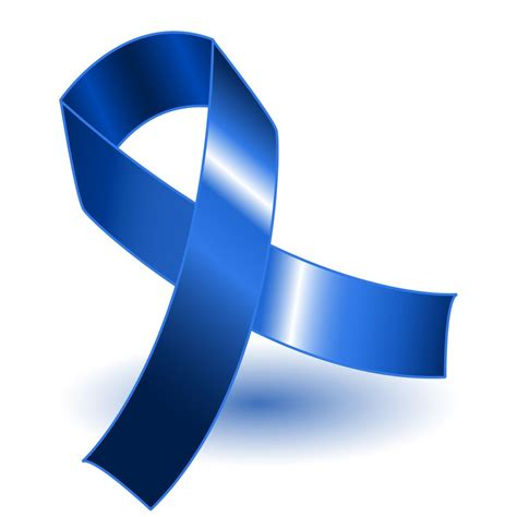 colon cancer awareness color here is the blue colon cancer ribbon colon cancer