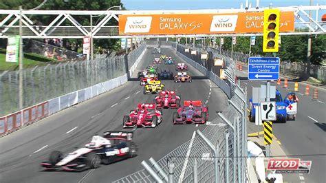 racing seats toronto 2013 honda indy toronto race 1