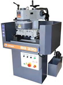 swing grinder machine carmec sg330 swing head surface grinding milling