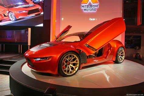 mitsubishi supercar concept 2008 mitsubishi concept ra gallery supercars net