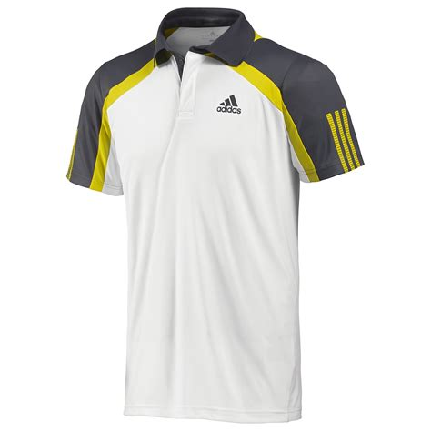 Polo Shirt Adidas White adidas sequencials traditional polo shirt for blue white sports fashion