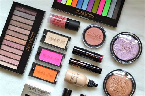 Makeup Revolution new brand alert makeup revolution and the 3 items you need to try
