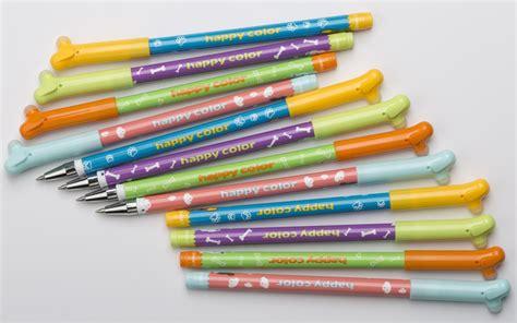 Color For Happy Długopis Usuwalny Quot Pieski Quot Happy Color