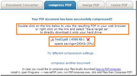 compress pdf maximum free website to compress pdf online neevia pdf compress