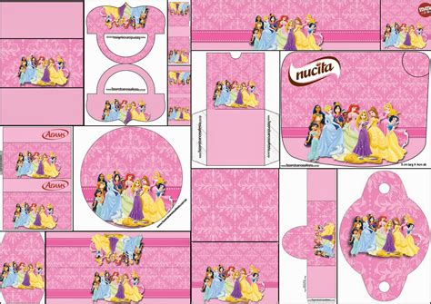 printable disney princess birthday decorations 7 best images of disney princess party free printables