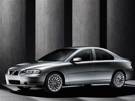 2007 volvo s60 pricing ratings reviews kelley blue book