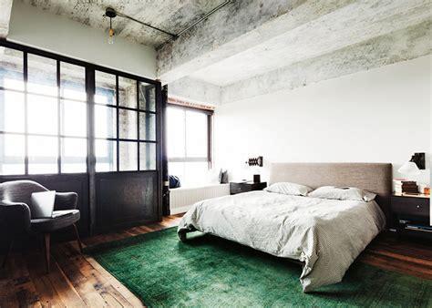 Loft Bedroom Nyc David Karp Nyc Loft Bedroom