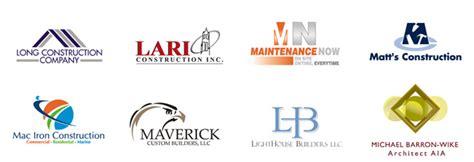Construction Company Logo Ideas