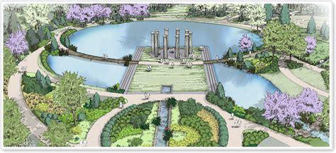 Botanical Garden Design Huntsville Botanical Garden Master Plan