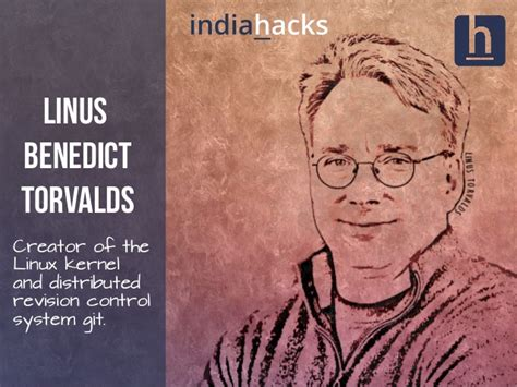 git tutorial linus torvalds linus benedict torvalds creator of linux
