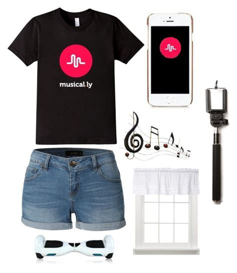 Hoodie Musical Ly musical ly time musical ly polyvore and clothes
