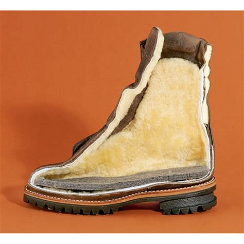 Raket Lining Ts 50 Ii chippewa 174 waterproof shearling lined arctic 50 174 boots brown 34727 boots at sportsman