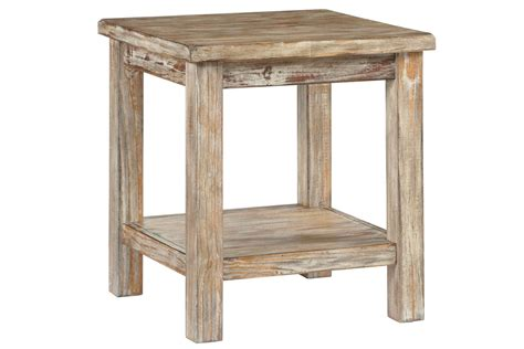 gardner white end tables rustic accents chair side end table at gardner white