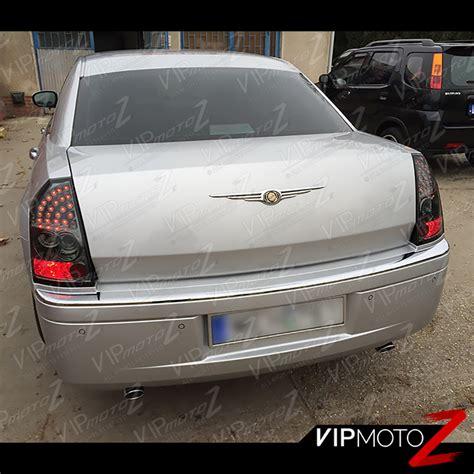 2006 chrysler 300 lights 2005 2006 2007 chrysler 300c srt8 clear black headlights