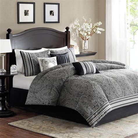 madison comforter madison park denton 7 piece comforter set 16119897