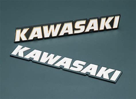 kawasaki emblem kitaco kawasaki emblem 101 79 0500 30