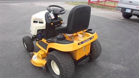 cub cadet lt1045 cub cadet lt1045 46 quot yard tractor lawn mower 20 hp kohler