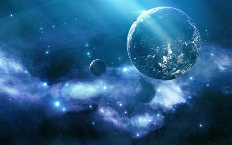 wallpaper blue space download beautiful blue space wallpaper 2891 2560x1600 px