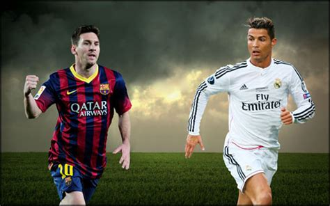 biography of messi and ronaldo messi quot i m not here to compete with cristiano ronaldo quot