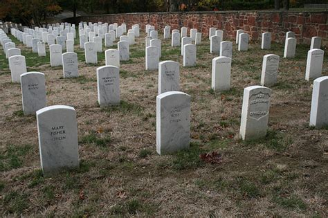 Section 27 Arlington National Cemetery by Arlington National Cemetery S Section 27