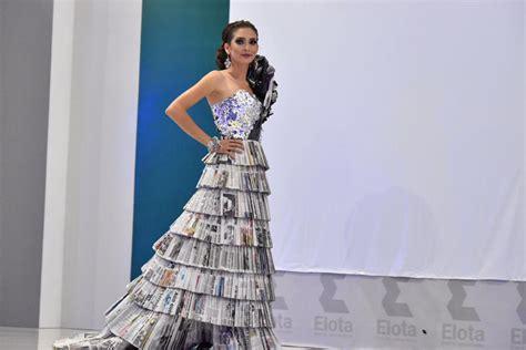 vestidos para nia con material reciclado apexwallpapers com vestidos de reciclaje de revistas llevan a cabo concurso