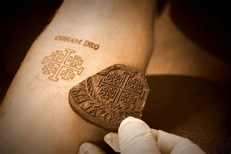 israel tattoo holy a 700 year christian tradition thrives in