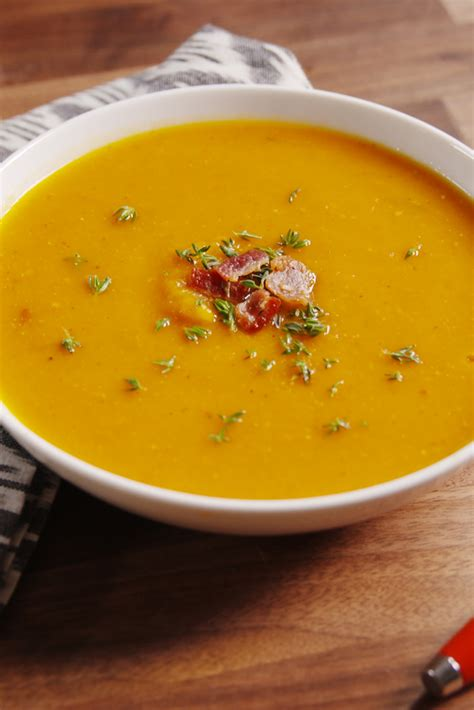 butternut squash soup 18 easy butternut squash soup recipes how to make