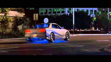 nissan skyline 2002 paul walker 2 fast 2 furious nissan skyline gtr r34 r i p paul wa