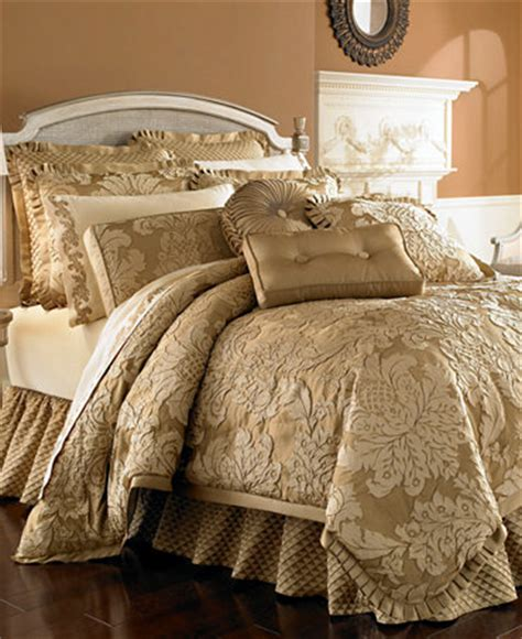 gold comforter sets queen j queen new york contessa gold comforter sets bedding